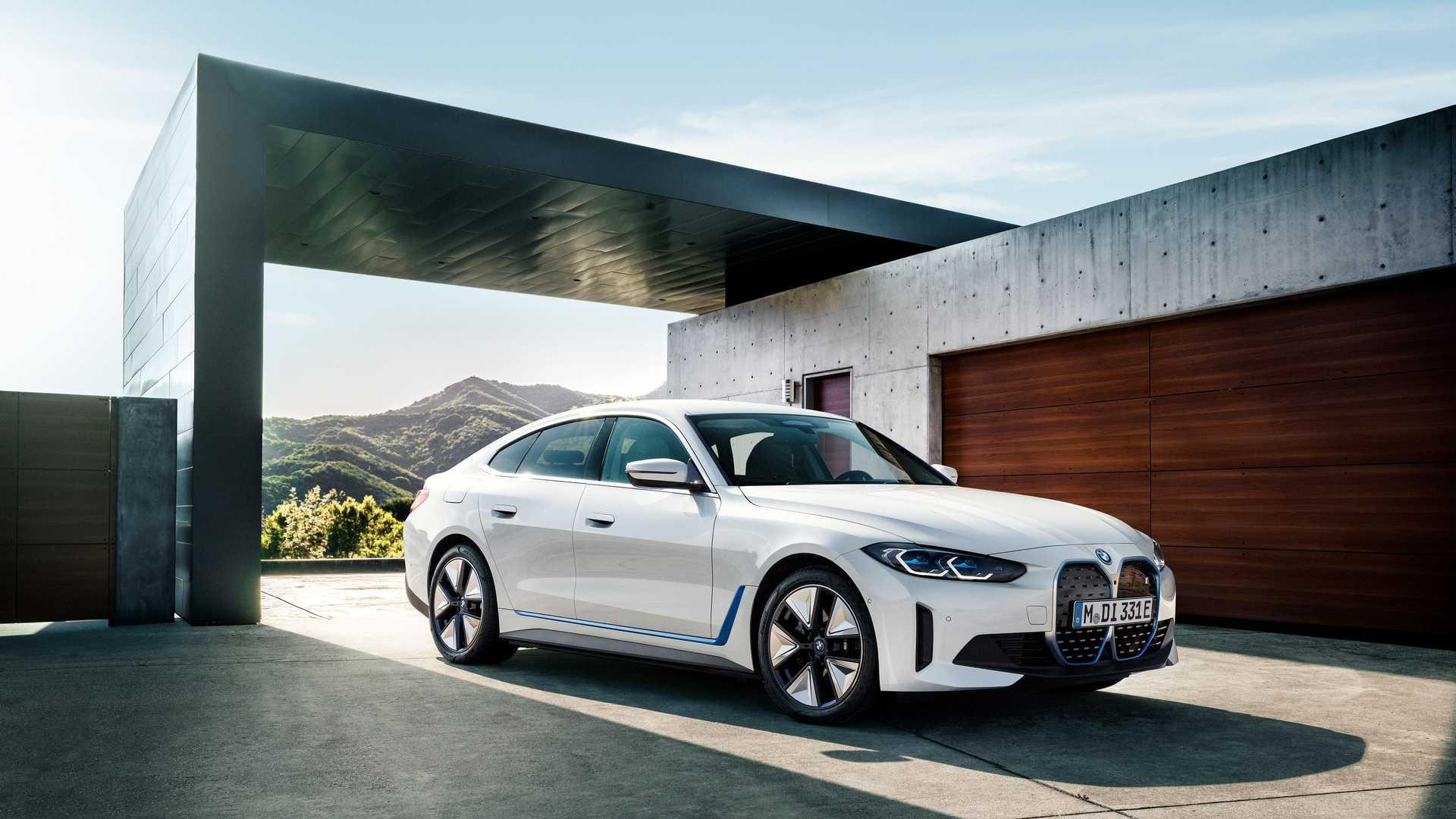 BMW eléctrico