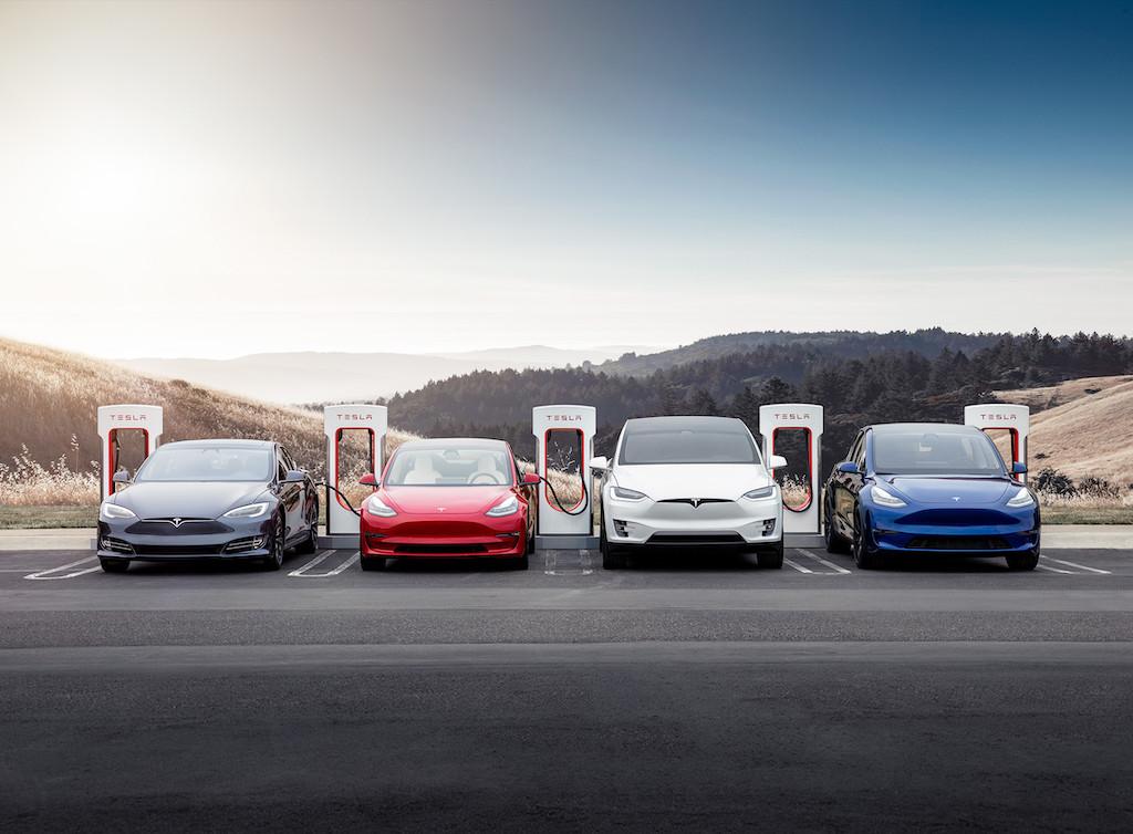 Ampliacion Supercargadores Tesla