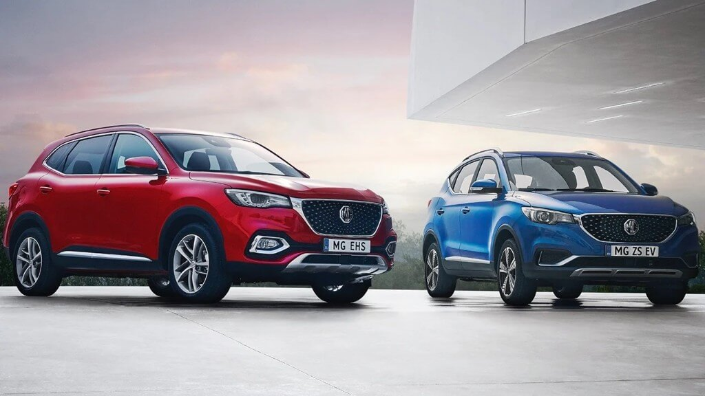 Hyundai y MG pilladas subiendo los precios
