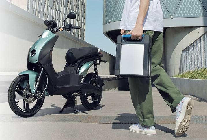 Peugeot e-Ludix oferta