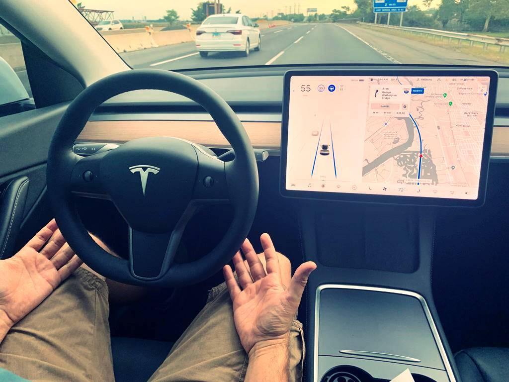 tesla autopilot fce