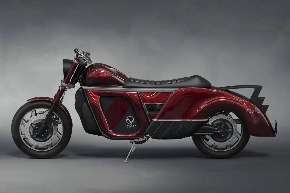 Zaiser Motors Electrocycle