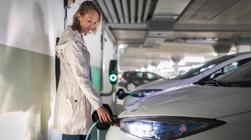 coche electrico menos emisiones que gaoslina