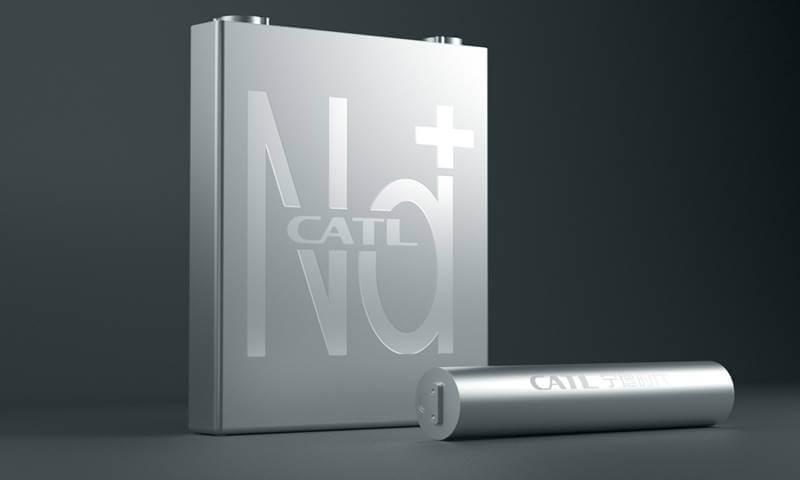 CATL bateria de sodio