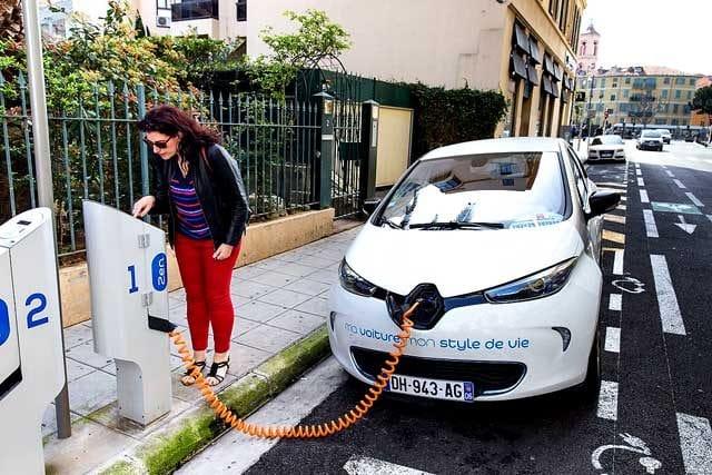 Dinarmarca electric car box