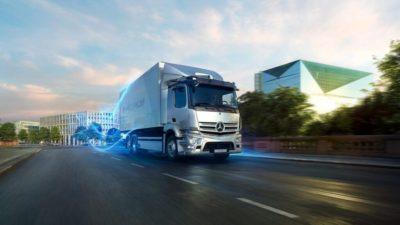 Mercedes-Benz Trucks espera superar el 50% de ventas de camiones eléctricos en 2030