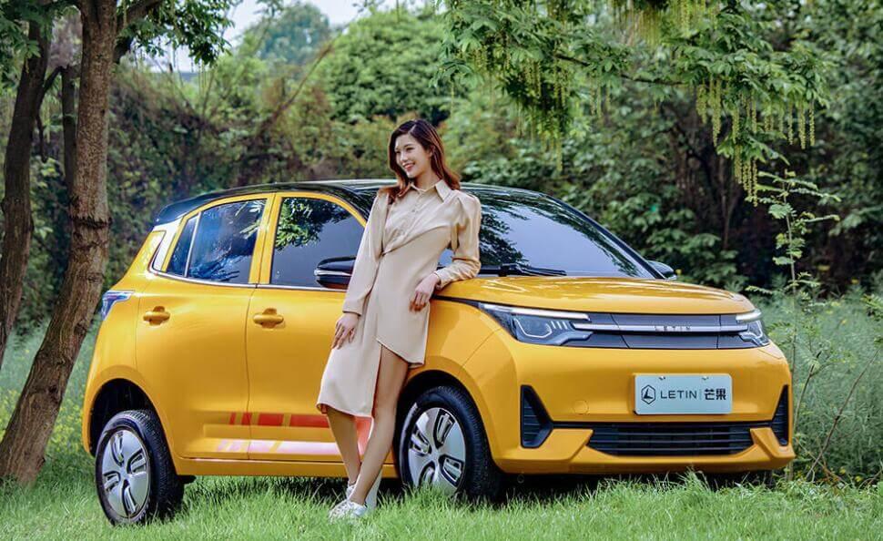 Letin Mango, coche eléctrico bajo coste