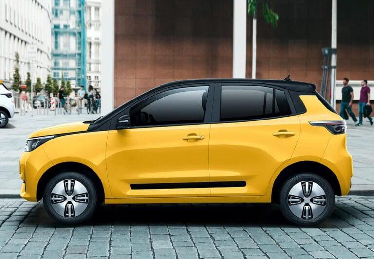 El Letin Mango es un coche eléctrico de bajo coste
