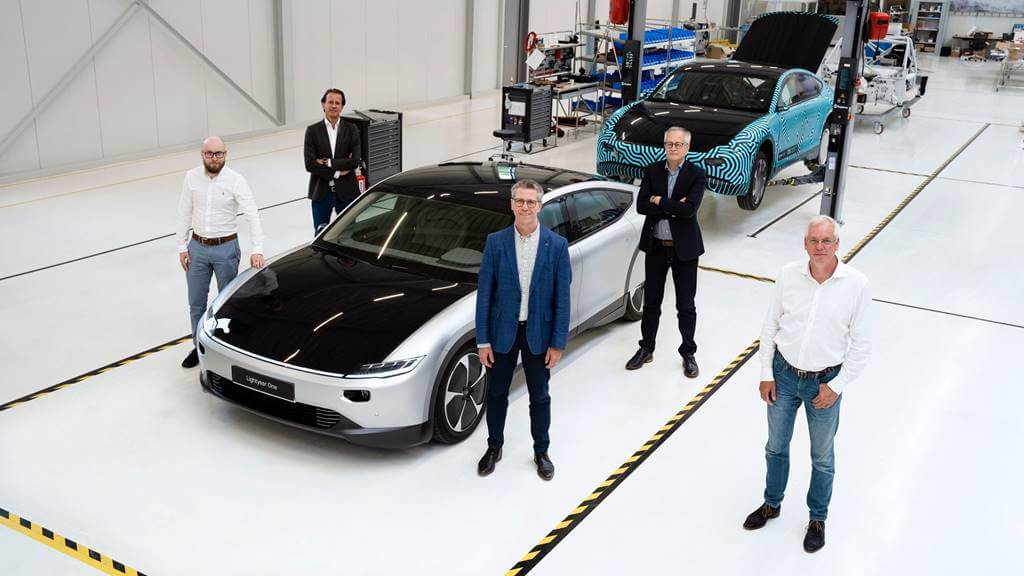 Valmet Automotive producirá el coche eléctrico solar Lightyear One