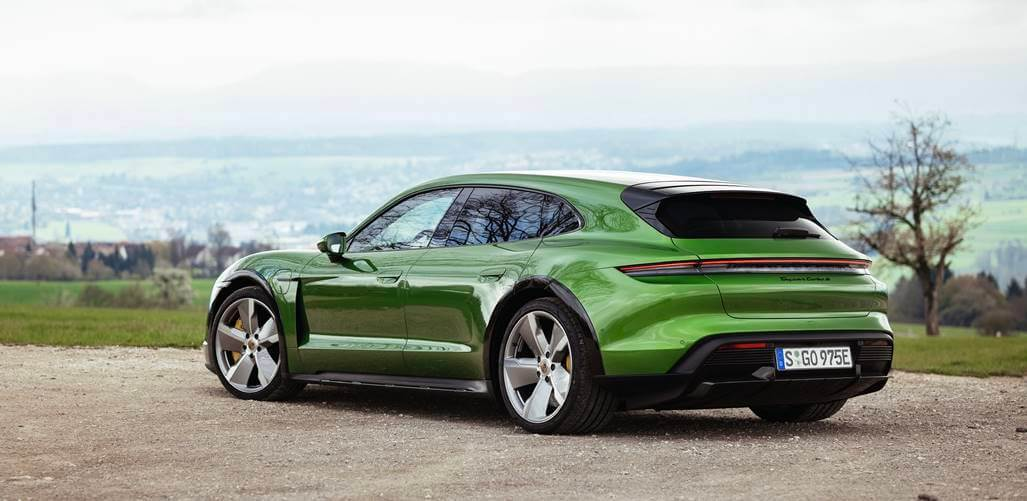 Porsche Taycan ventas primer semestre 2021