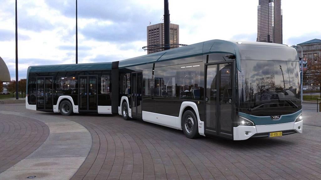 vld bus eléctrico