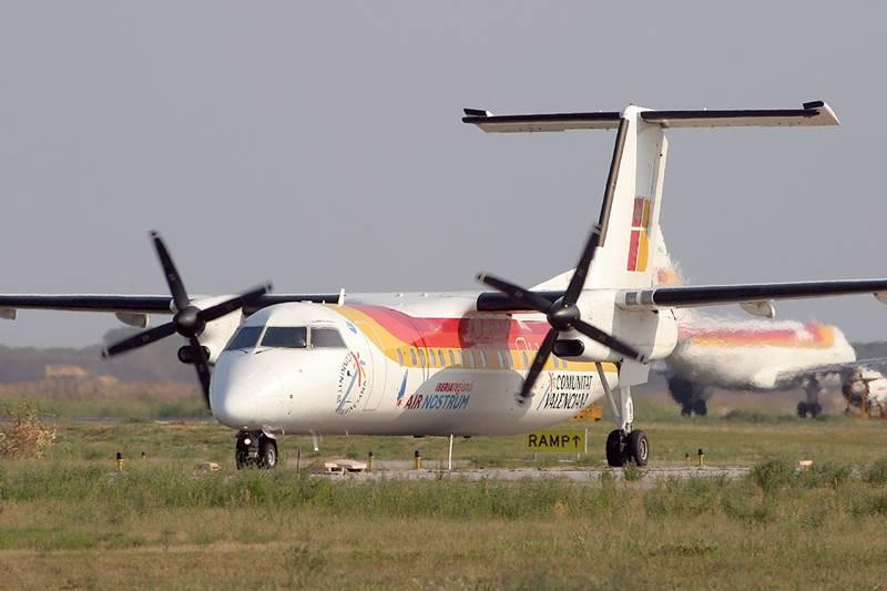 air nostrum aviones a hidrógeno