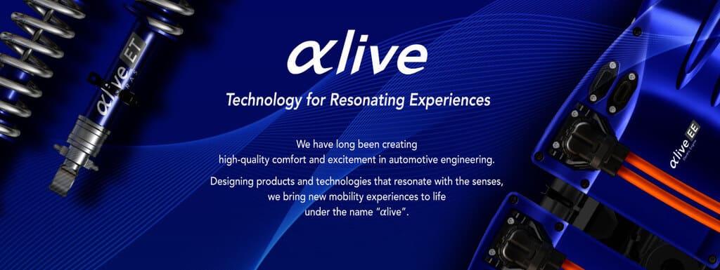 Dispositivo de sonido Alive para coches eléctricos