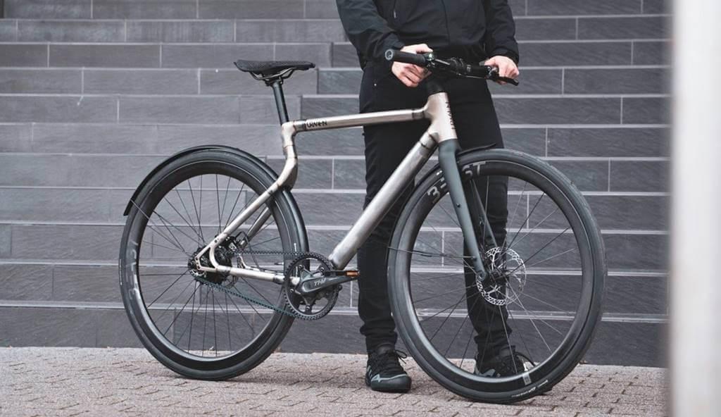 Urwahn Bikes bicicleta eléctrica