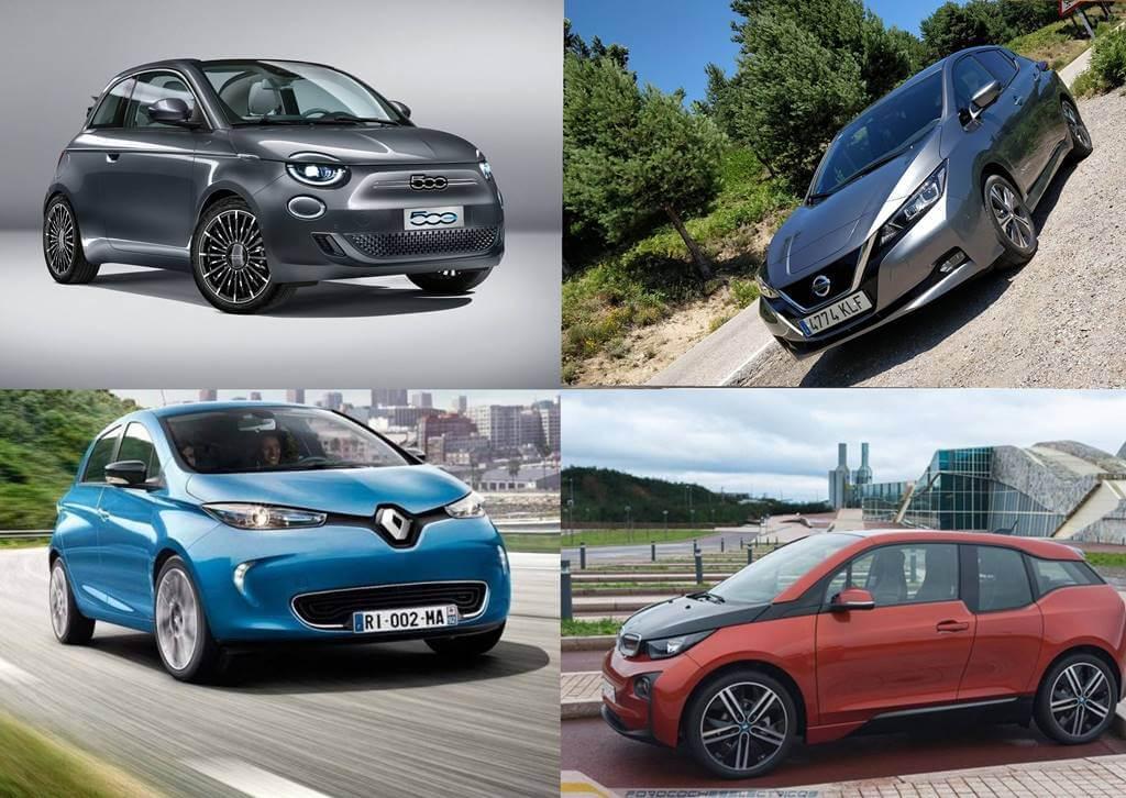 coches electricos de ocasion