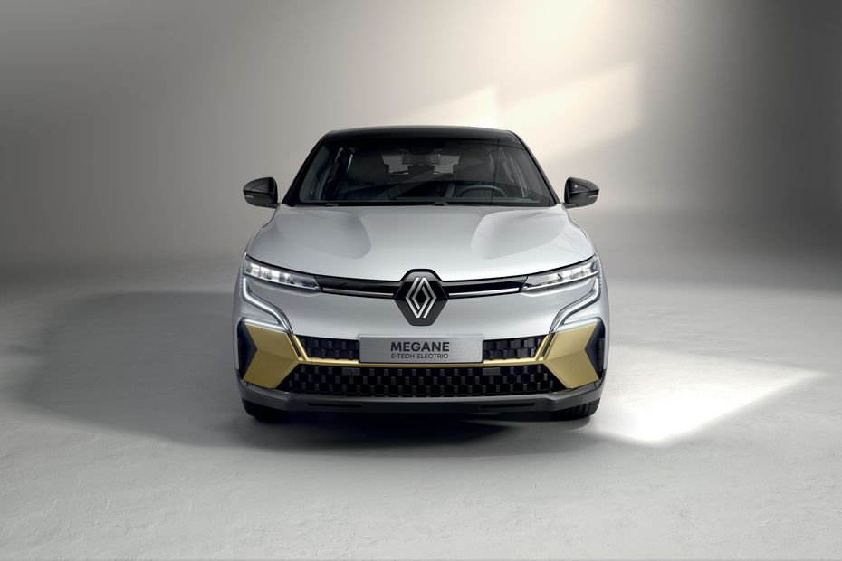 Renault Megane E-TECH Eléctrico