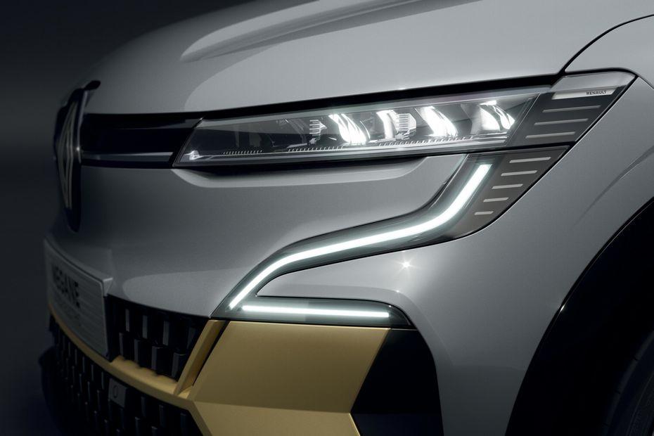 Faros LED Renault Megane E-TECH