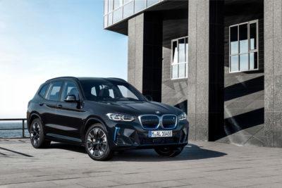El BMW iX3 recibirá un sistema de gestión térmica de la batería predictivo en noviembre