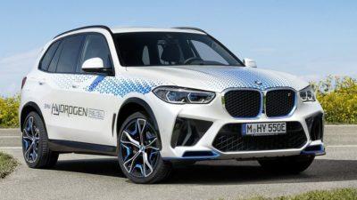 Audi y BMW, a diferencia de Mercedes, mantienen su apuesta por el hidrógeno