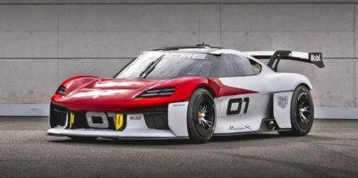 El Porsche 718 (Cayman/Boxster) será 100% eléctrico en 2024