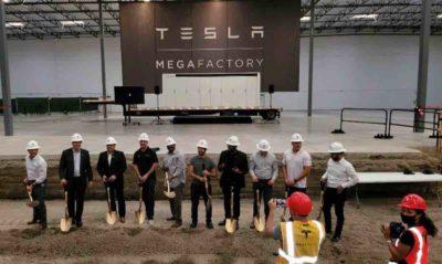 Tesla impulsa su negocio de baterías con una nueva fábrica para producir más y más Megapacks