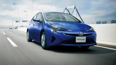 Toyota prepara el Prius de quinta generación ¿de hidrógeno?