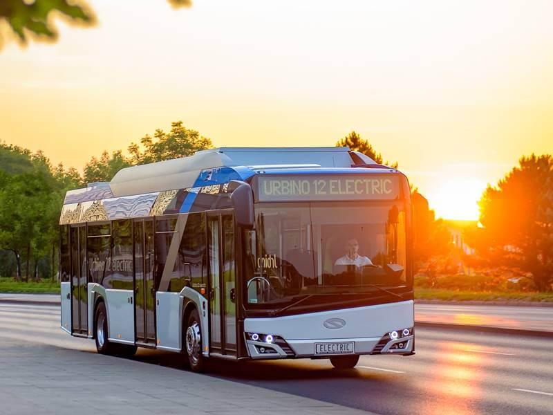 solaris urbino compra autobuses electricos barcelona