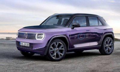 Así será el Volkswagen ID.2, un asequible SUV eléctrico fabricado en España que llegará en 2025