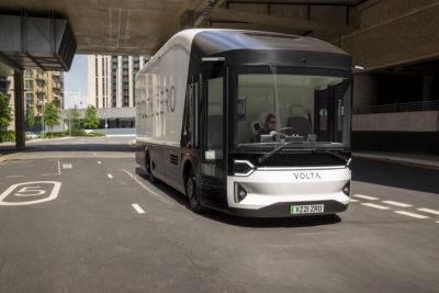 Volta Trucks se asocia con Sibros para producir sistemas de conexión para flotas de vehículos comerciales eléctricos