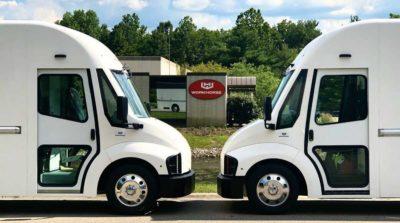 Workhorse llama a revisión su furgón C-1000 y suspende las entregas