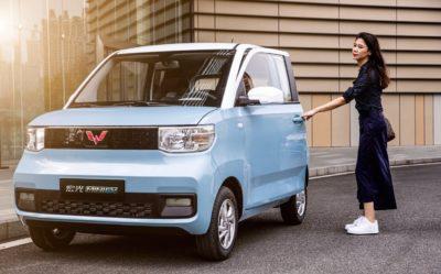 Casi la mitad de los coches eléctricos a la venta en China cuestan menos de 10.000 euros