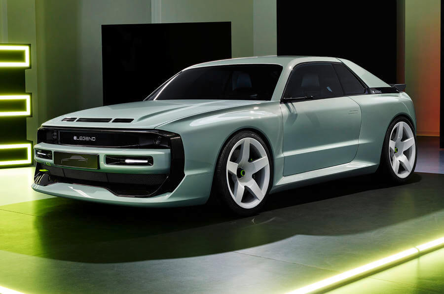 Audi E-Legend