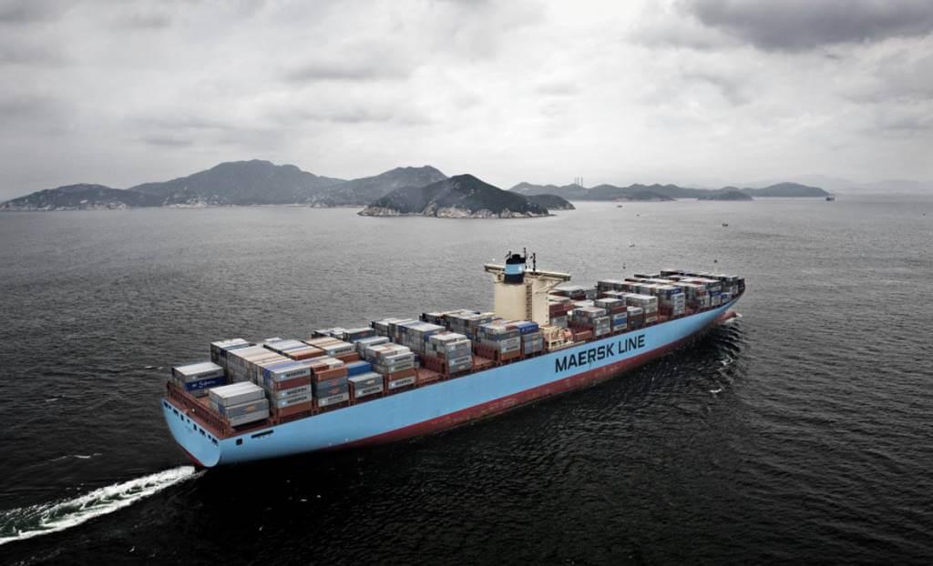 emisiones barcos fosiles maersk