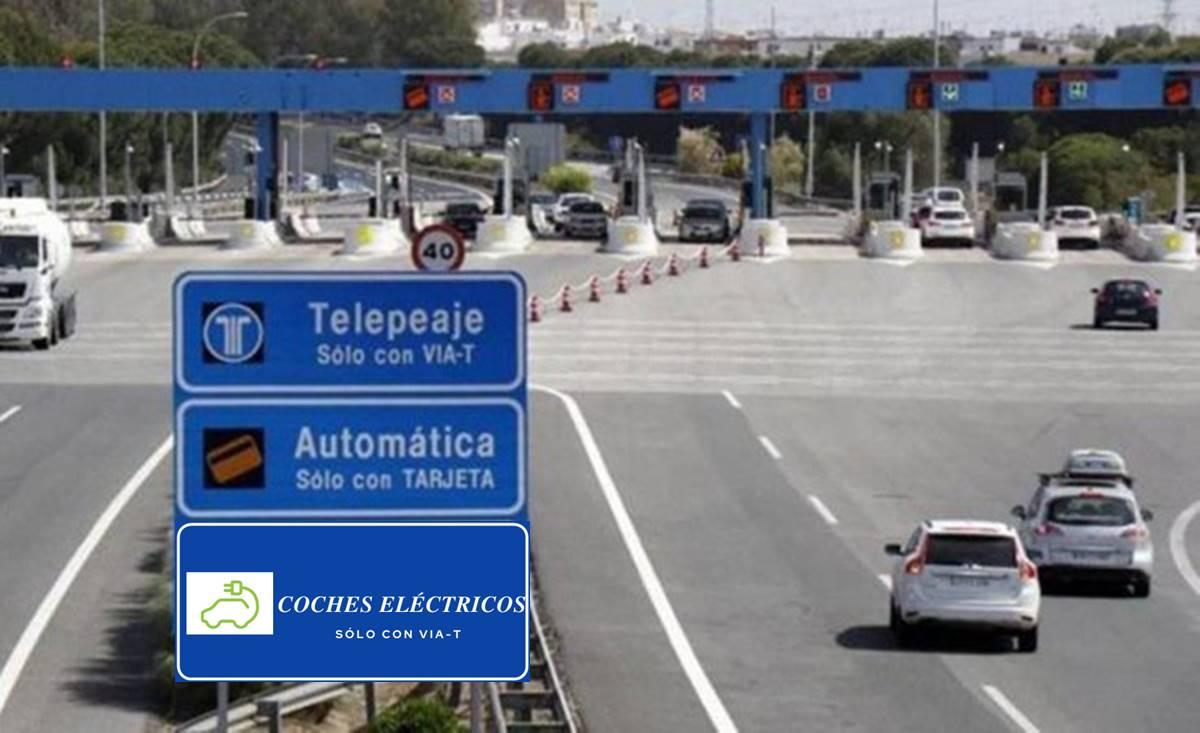 peajes autovias españa coches electricos