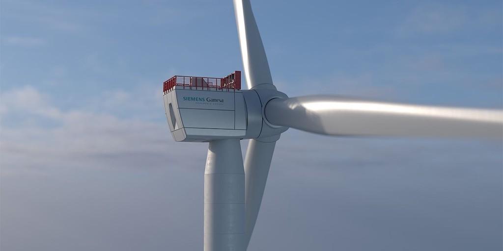 siemens pala eolica reciclable