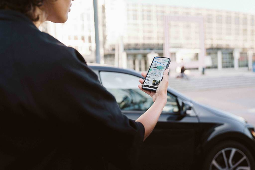 sono motors car sharing app