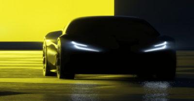 Lotus da nuevos detalles del Type 135, un ligero deportivo eléctrico que llegará en 2026 para sustituir al Elise