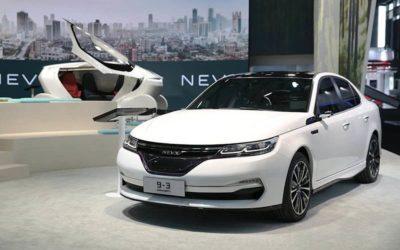 Evergrande podría vender NEVS, el fabricante de coches eléctricos poseedor de los activos de Saab
