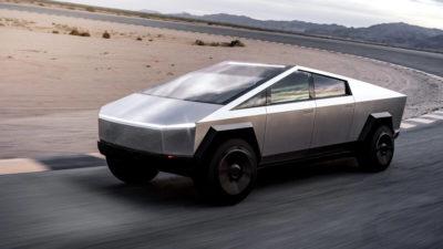 Tesla confirma que la producción en masa del Cybertruck se demora al 2023