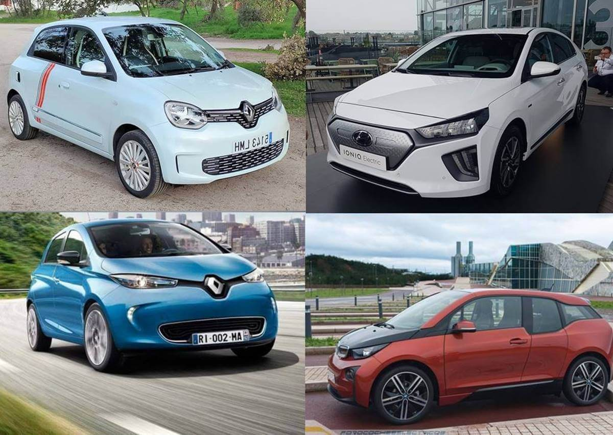 coches electricos ocasion 2021