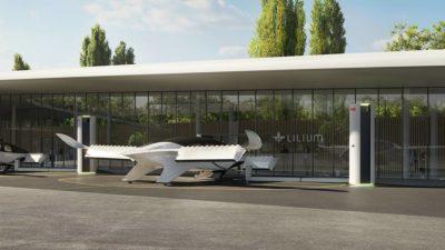 ABB diseñará la infraestructura de recarga del avión eléctrico de Lilium