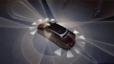 Lucid presenta DreamDrive. Un avanzado sistema de ayuda a la conducción con LIDAR