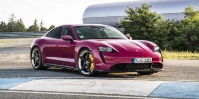 ¿Está preparando Porsche un rival para el Tesla Model 3?